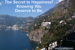 Secret to Happiness