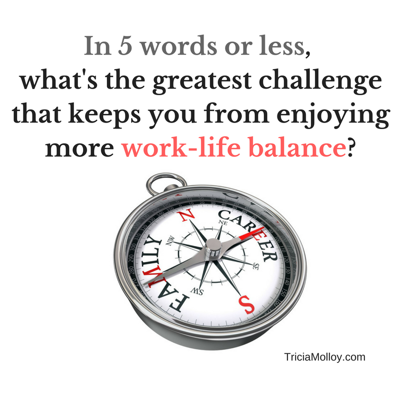 challenges to the attainment of work life balance Gender differences in the perception of work-life balance terns of household responsibilities (singh 2004) women continue to undertake the majority share of domestic chores, and child rearing.